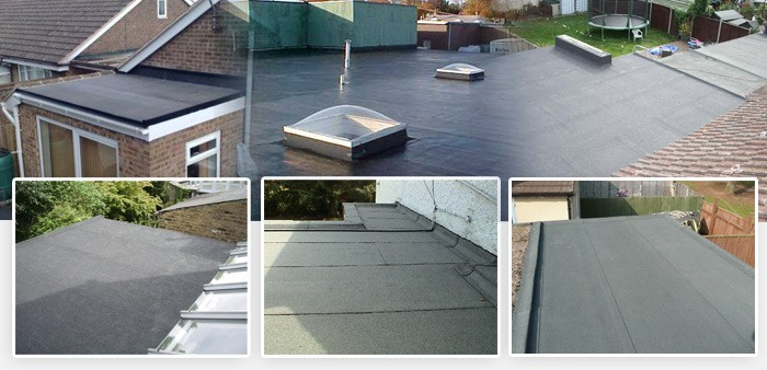 Flat Roofing Installations & Repairs in Toronto