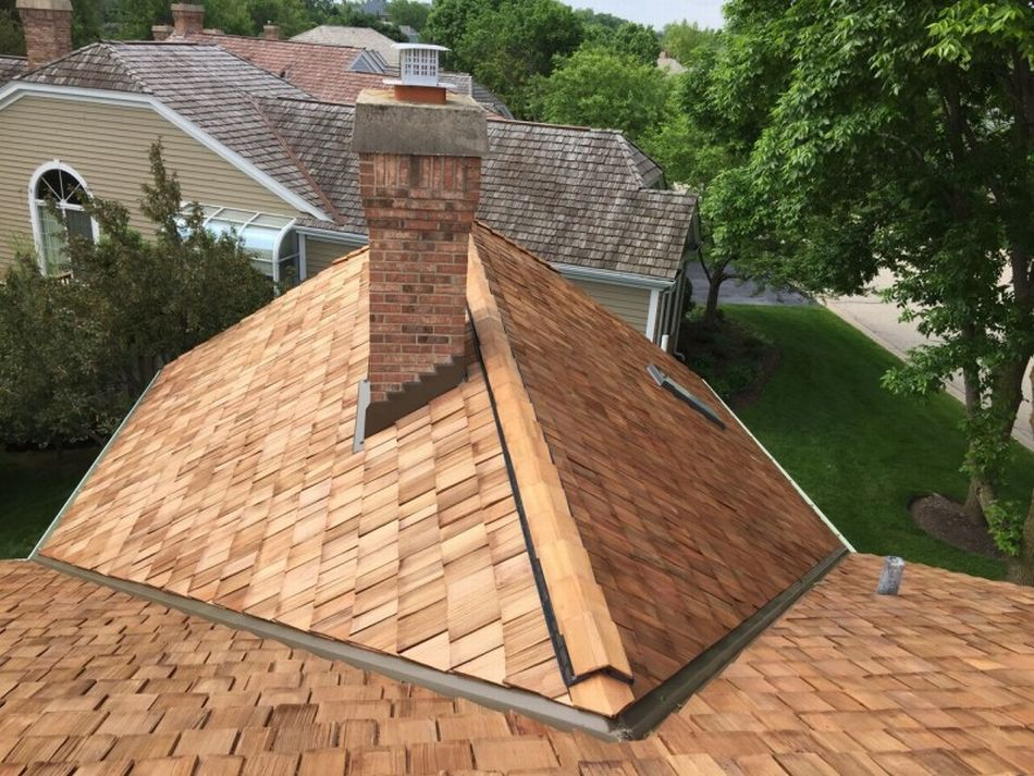 Cedar Roofs Toronto Roofing Company Alpine Roofing