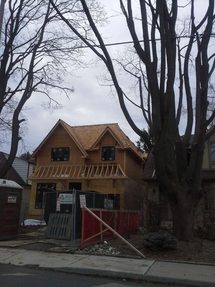 Cedar Roofs Toronto Roofing Company Alpine Roofing